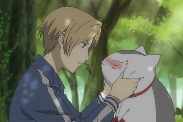 猫咪老师超可爱!重温《夏目友人帐》萌点