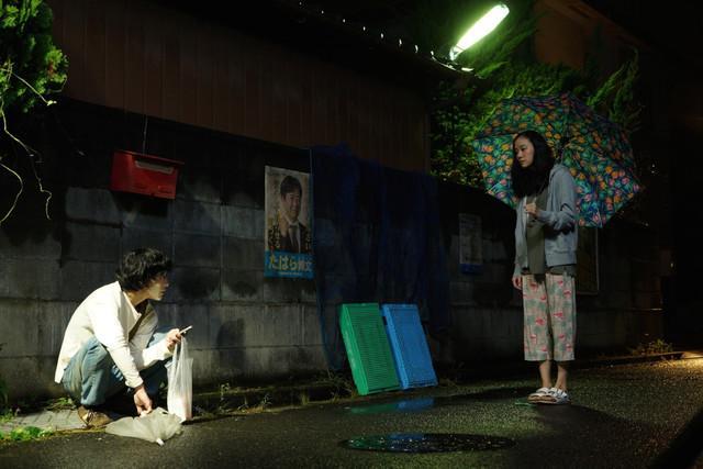 《排球少年》ED演唱者与苍井优演对手戏