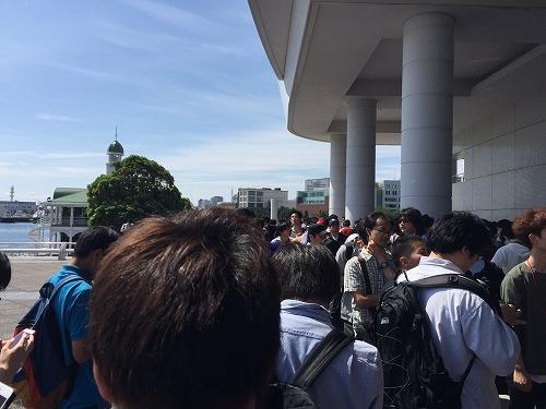 新田惠海演唱会门口有人喊乳头
