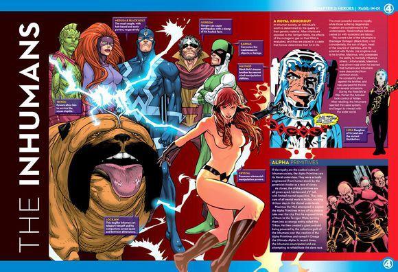 漫威漫画《异人族》明年重启 剧版2017年播出
