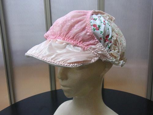 揭秘岛国妹子用胖次制作遮阳帽的方法!