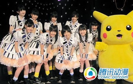 惠比寿中学演唱《口袋妖怪》新曲