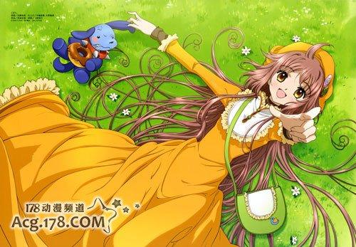 TV动画《小鸠》BD-BOX情报已公布