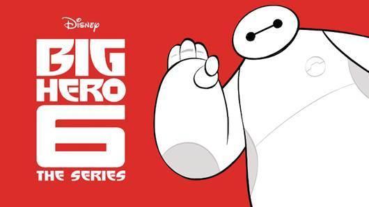 《超能陆战队》动画将于2017年开播