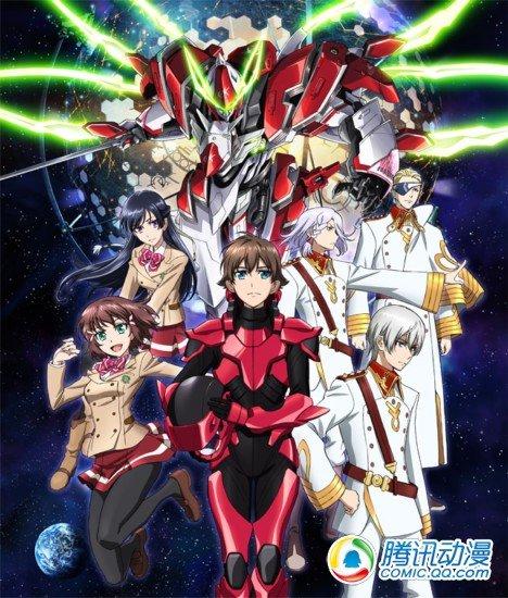 《革命机》BD DVD第1卷6月份发售