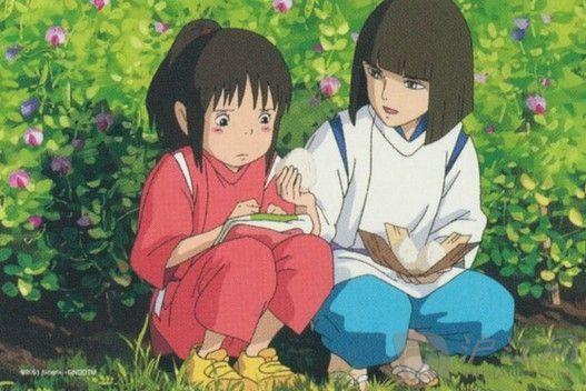 宫崎骏看了也流泪 日本小哥恶搞《千与千寻》片段
