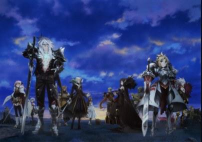 动作频频!《Fate》两部新动画公开主题曲演唱阵容