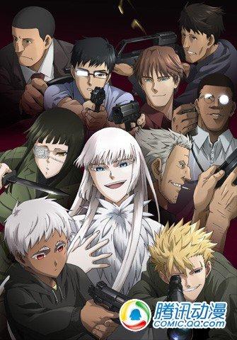《军火女王》BD/DVD第一卷6月发售