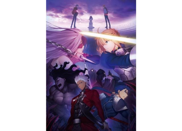 《Fate/stay night Heaven  s Feel》剧场版第1章公布新视觉图