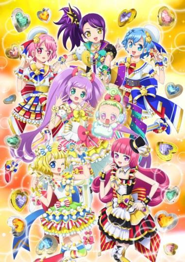 《美妙天堂/PriPara》第三季新宣传图公布