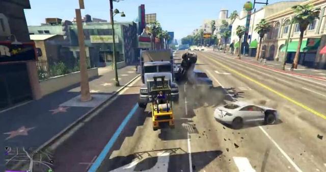 三男一狗成老司机!自动驾驶AI在《GTA5》中学习