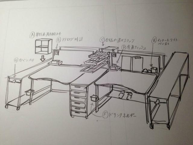 《进击的巨人》:快来围观谏山创的极致舒适工作室