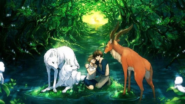宫崎骏就是活招牌《幽灵公主》重播收视率飙升