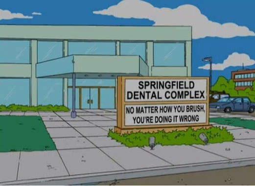 动画片中的真相 盘点《辛普森一家》中的残酷事实