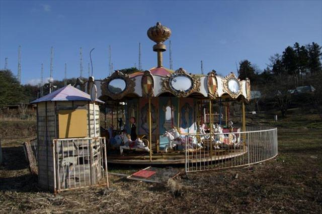 《魔法少女小圆》取景处 废墟狂热者圣地出售