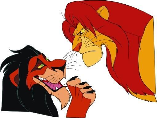 无法直视《狮子王》了!游客拍两头雄狮交配