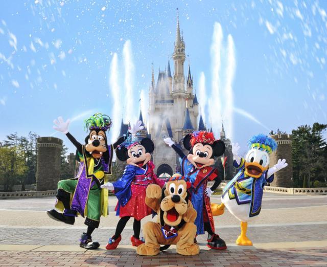 大实话!4成日本男性并不想去迪士尼玩