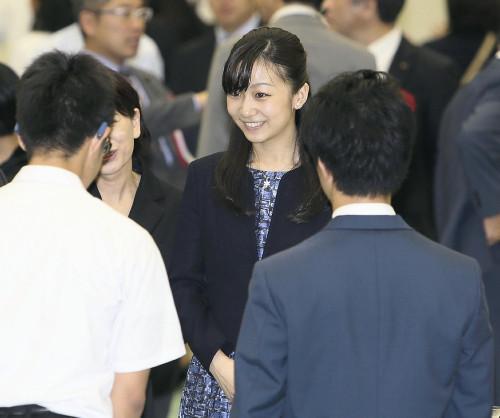 日本公主自曝喜欢看《柯南》