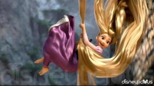迪士尼3d动画[长发公主]先睹为快