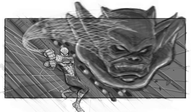 山姆雷米版《蜘蛛侠4》故事板曝光