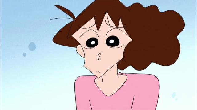 """大雄妈妈是不是很无能?""""这个月又是赤字……"""""""