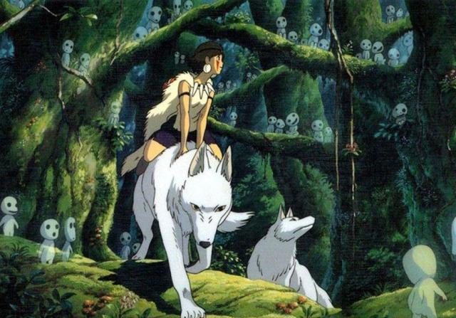 宫崎骏哪部作品的宣传语最让人动容