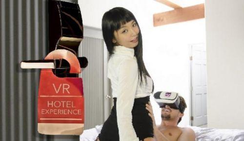美国酒店将提供VR成人体验,20美元一次
