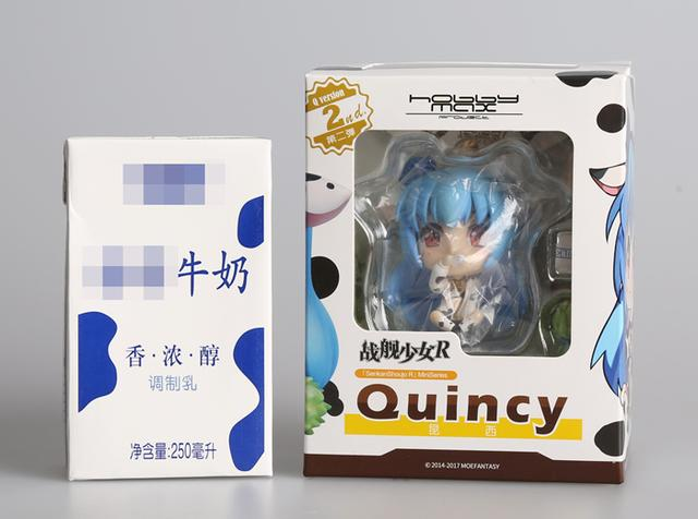 「HOBBYMAX」x「战舰少女R」MiniSeries QUINCY昆西