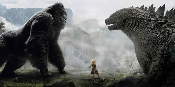 《哥斯拉大战金刚》组建编剧团队 两大怪兽同屏争霸