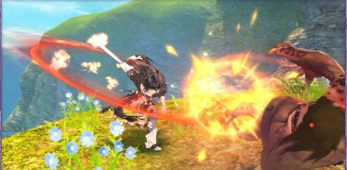 《狂战传说》游戏主题与战斗系统公开!