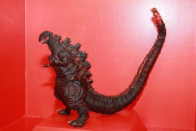 《新·哥斯拉》的怪兽造型太像生殖器引争议