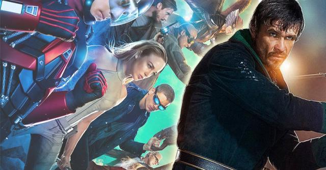 《绿箭侠》的超级反派现身《明日传奇》