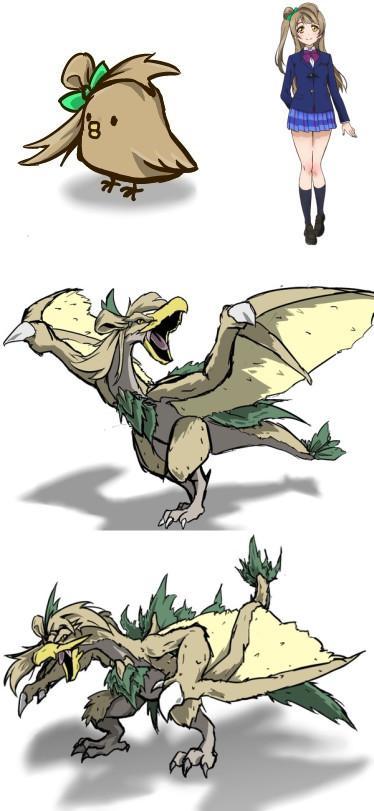 南小鸟进化三阶