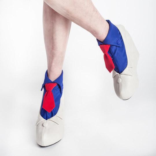 《名侦探柯南》推出柯南和基德的衬衫鞋袜