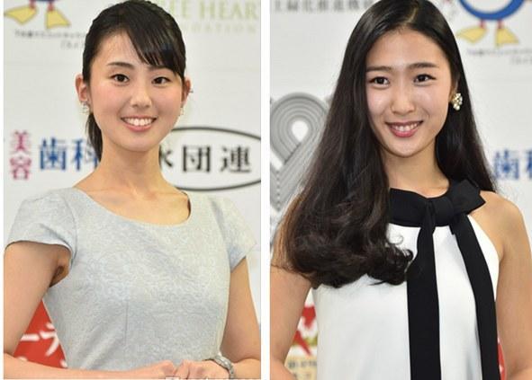 不受校花凌辱事件影响 日本小姐13强颜值爆裂