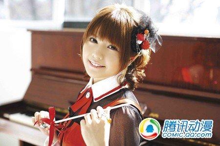 梓猫声优竹达彩奈首张单曲4月发售