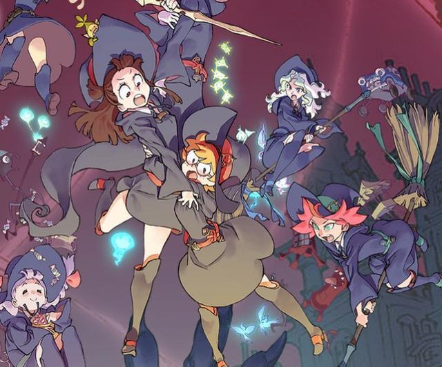 回归故事本位!动画《小魔女学园》将于明年1月播出