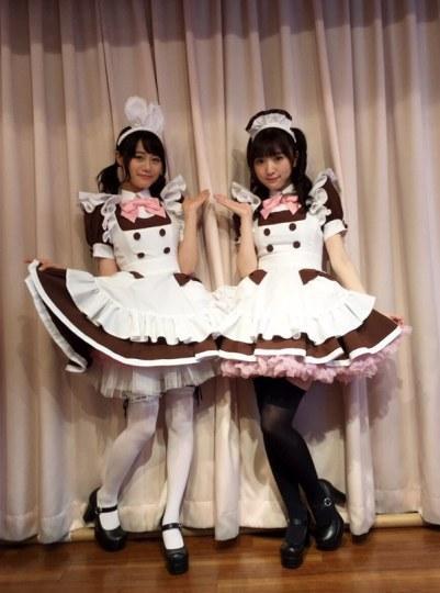 丰田萌绘vs伊藤美来 哪个穿女仆装最美?