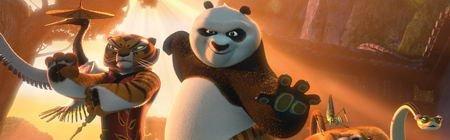 《功夫熊猫2》冲4亿 国产动画惨淡