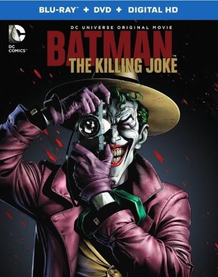 《蝙蝠侠:致命玩笑》曝新剧照 蝙蝠女首亮相