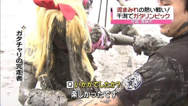 日本新闻中出现《偶像活动》COS引关注