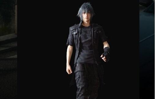 《最终幻想15》推服装周边:杀马特贵族系列
