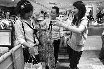 重庆消费王去年逛商场花50万 曾一次用掉15万