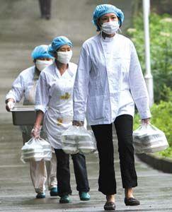 重庆首例甲流感患者状态平稳 向大家表谢意