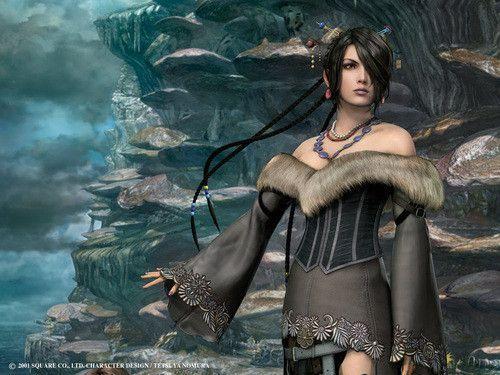 《最终幻想X》史上最强最美COS