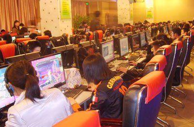 网吧网络游戏_文化部自7月1日起重点整治不良网吧网游_科技
