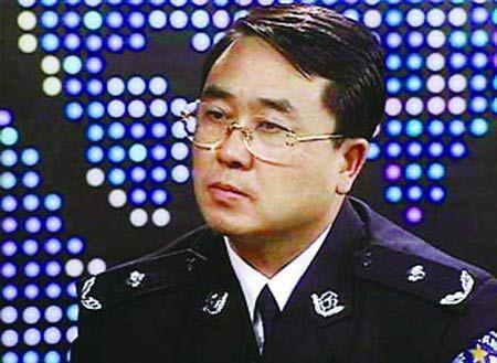 重庆警界 处理高官震慑涉黑分子