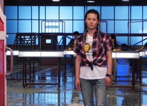 宋祖英亲妹妹出演偶像剧 被曝为人和善有口音