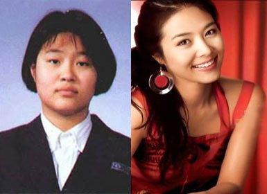 韩国最成功人造美女明星