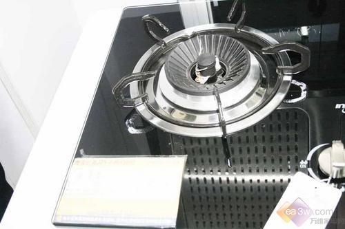 家用煤气灶内部结构图